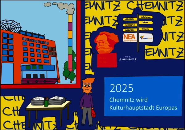 Wahl der Kulturhauptstadt 2025