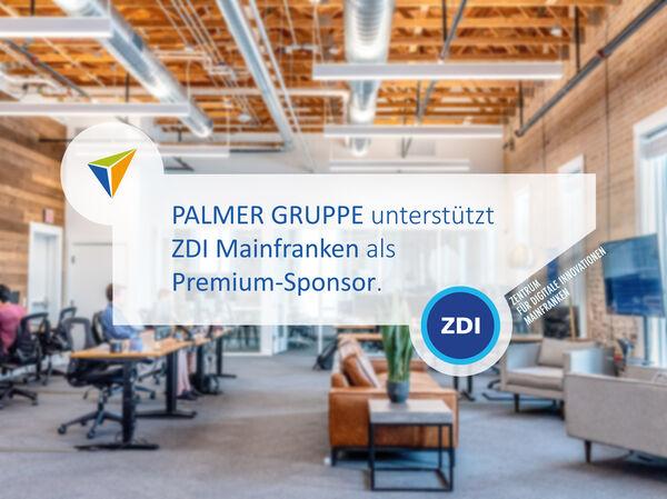 PALMER GRUPPE unterstützt ZDI Mainfranken als Premium-Sponsor