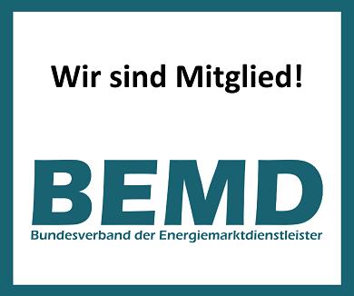 Wir freuen uns als neues Mitglied Teil des BEMD e.V. zu sein!