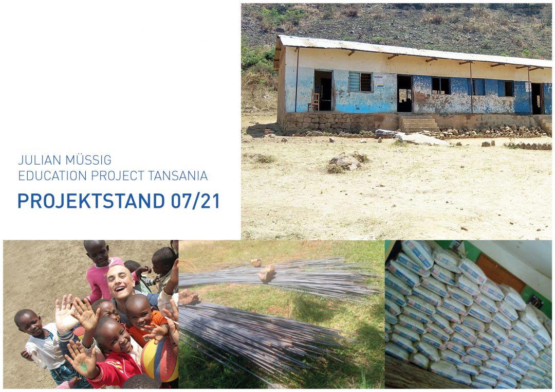 PALMER GRUPPE mit Hilfe für Tansania: Bau von drei Klassenzimmern